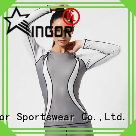 INGOR private colorful sweatshirts with high quality for girls