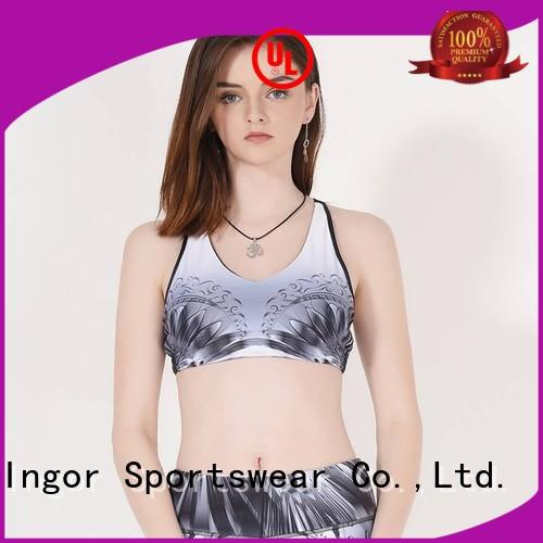 sexy yoga bra to enhance the capacity of sports for ladies