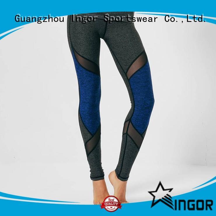 Quality INGOR Brand brands sports yoga pants