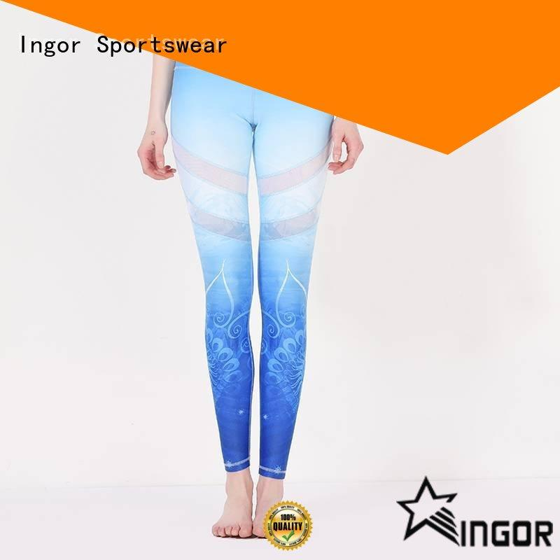 INGOR convenient yoga pants on sale for sport