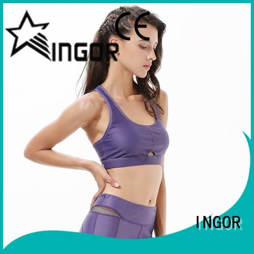 INGOR online wired sports bra on sale at the gym