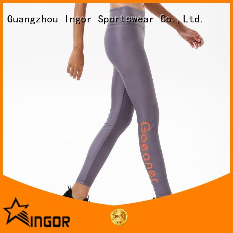 INGOR sports yoga pants on sale at the gym