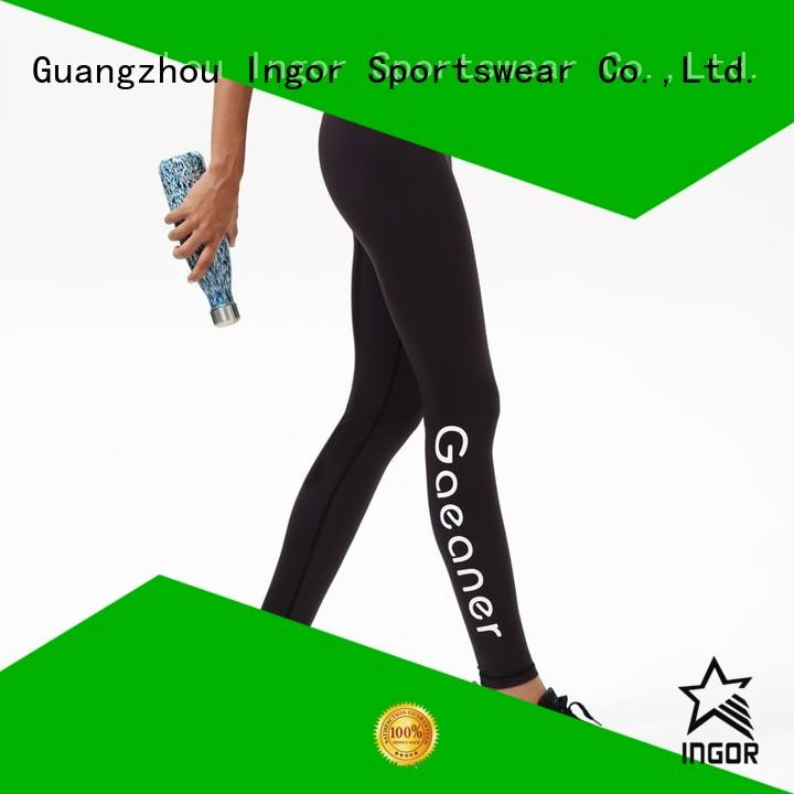 tight ladies leggings sports dress INGOR Brand