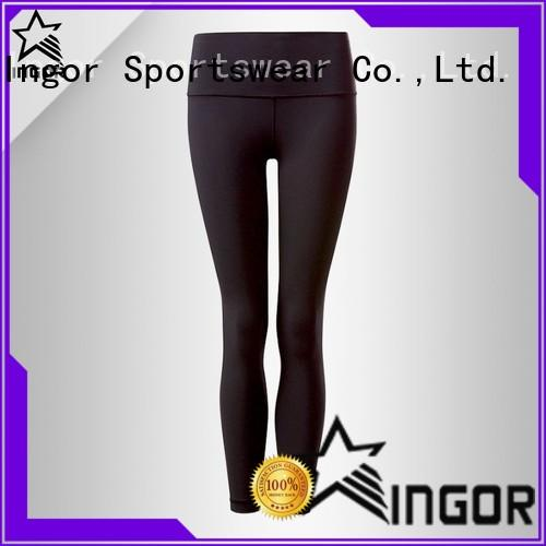 Wholesale yoga yoga pants INGOR Brand