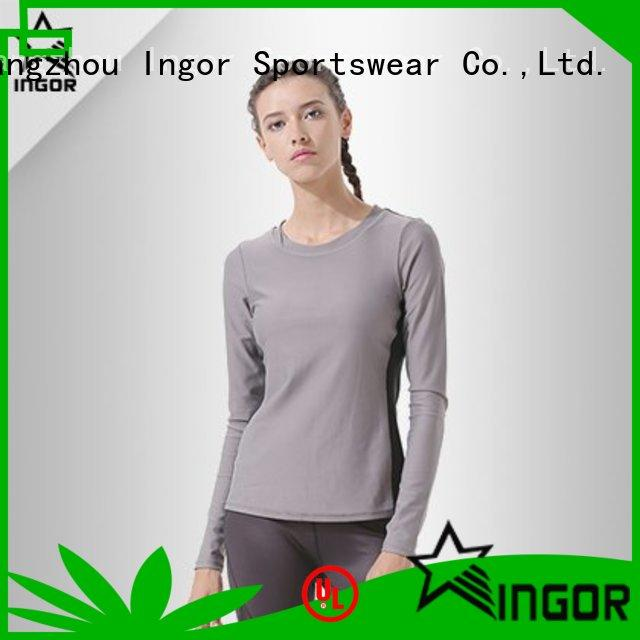 sleeve tee INGOR Brand Sports sweatshirts