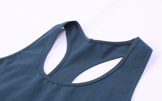 INGOR racerback crop tank with high quality at the gym-4