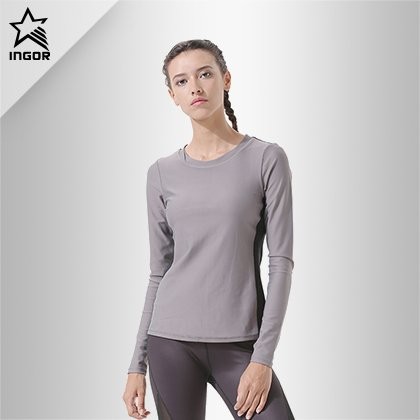 INGOR Long Sleeve Women Sports Sweatshirts Y1921F02 Sweatshirt image1