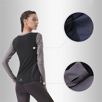 Long Sleeve Women Sports Sweatshirts Y1921F02