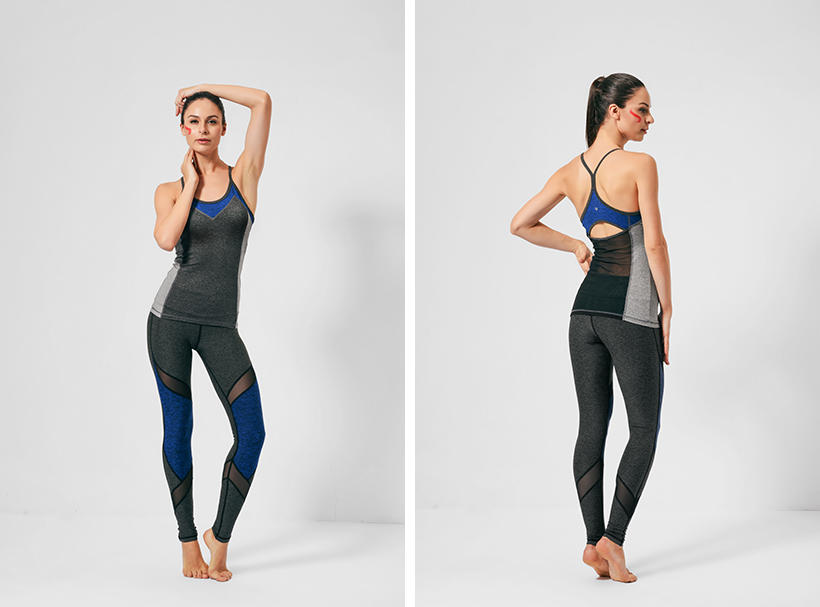 INGOR brands yoga capris on sale