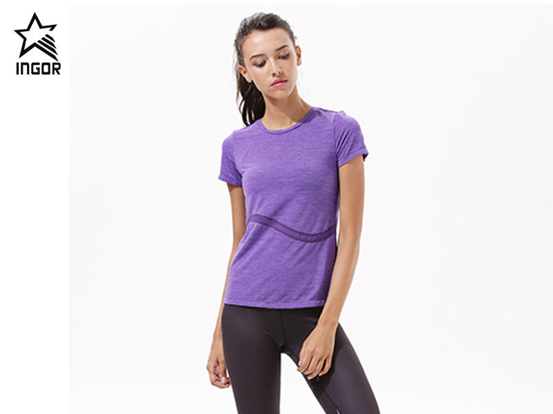 sport t-shirt with streamlined lines JK11T001