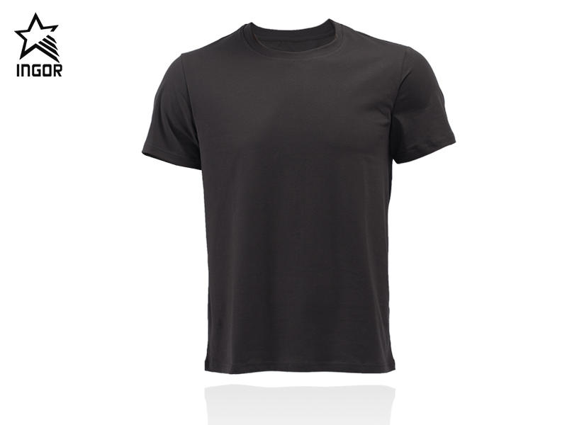 fitness t-shirt made of pure cotton fabric JK12T004