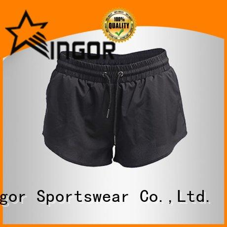 INGOR white wholesale women's shorts on sale for women