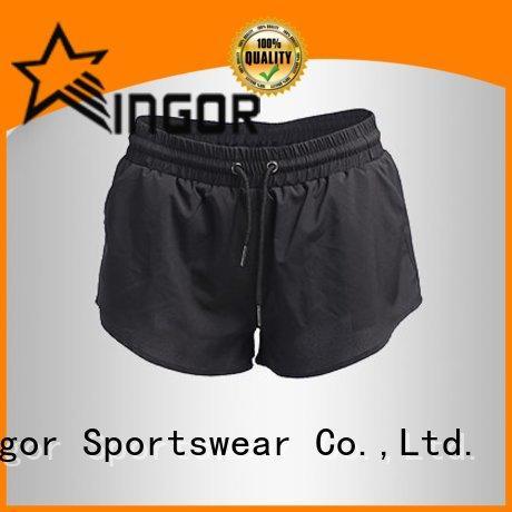 INGOR white wholesale women's shorts on sale for women