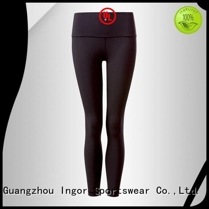 ladies leggings spandex dress print INGOR Brand