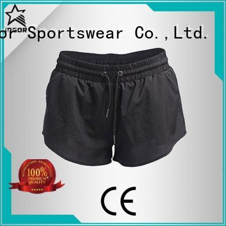 Wholesale running women's running shorts jogger INGOR Brand
