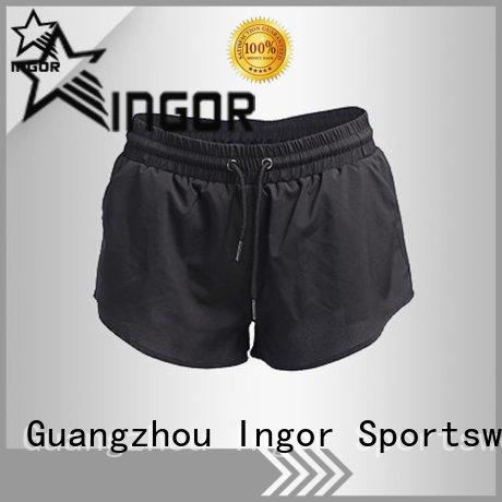 INGOR jogger womens shorts with high quality at the gym