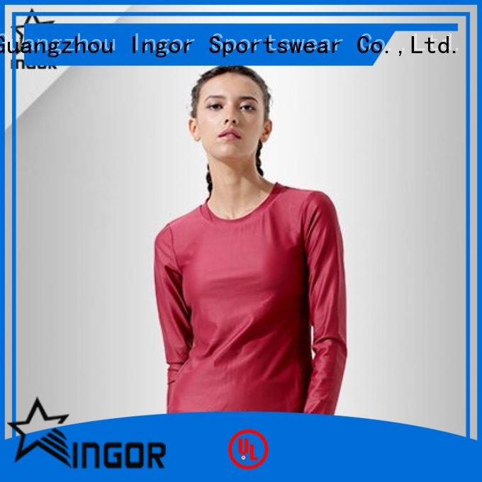 INGOR sweatshirt Women's Sweatshirts with drawstring design for sport