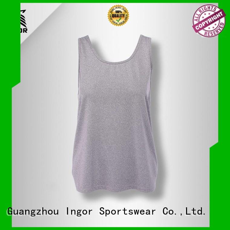 yoga tops top at the gym INGOR