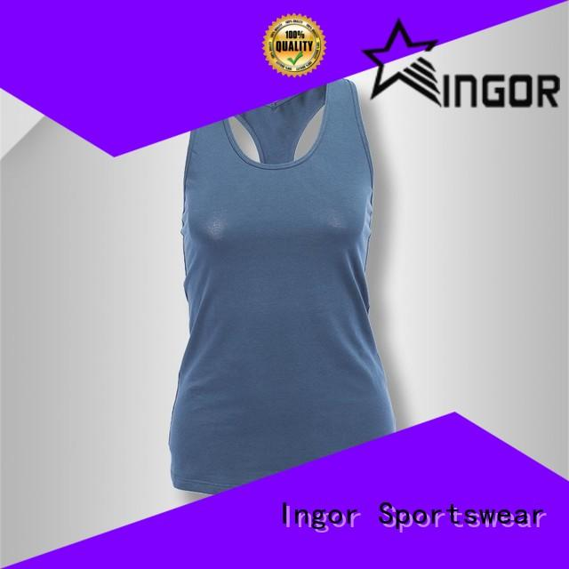 tank top summer with racerback design for ladies