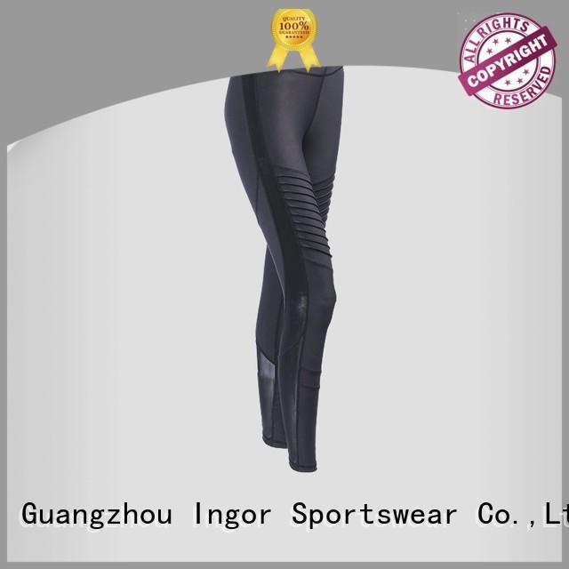 print fitness exercise INGOR Brand ladies leggings factory