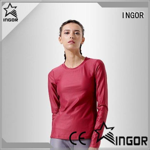 quick dry Women's Sweatshirts drawstring with high quality for ladies