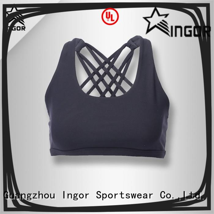 sexy women's sports bra comfortable with high quality for ladies
