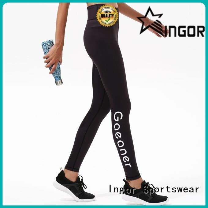 INGOR tight running pants women on sale for sport