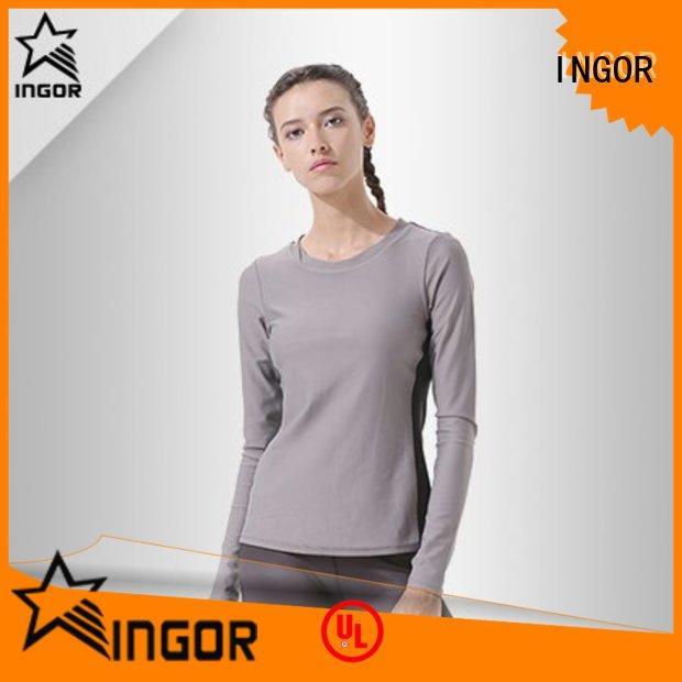 INGOR long Sports sweatshirts on sale for women