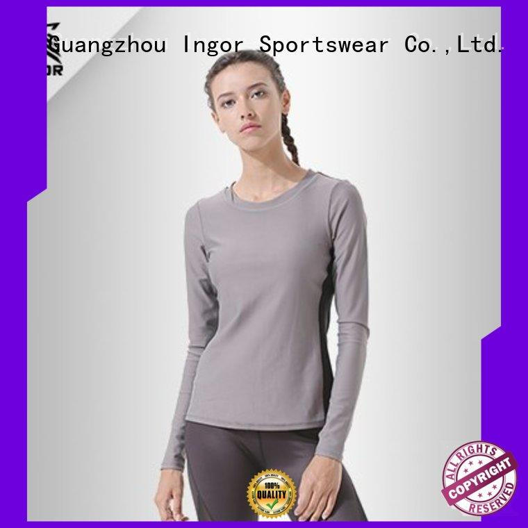 long sports running INGOR Brand Sports sweatshirts