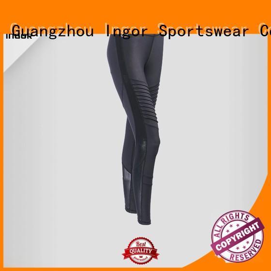 ladies leggings exercise sports INGOR Brand company