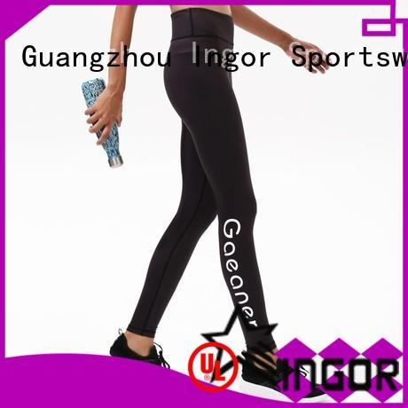 sexy yoga pants sports INGOR company