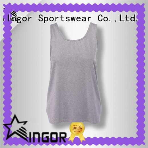 personalized tank top workout with racerback design for sport
