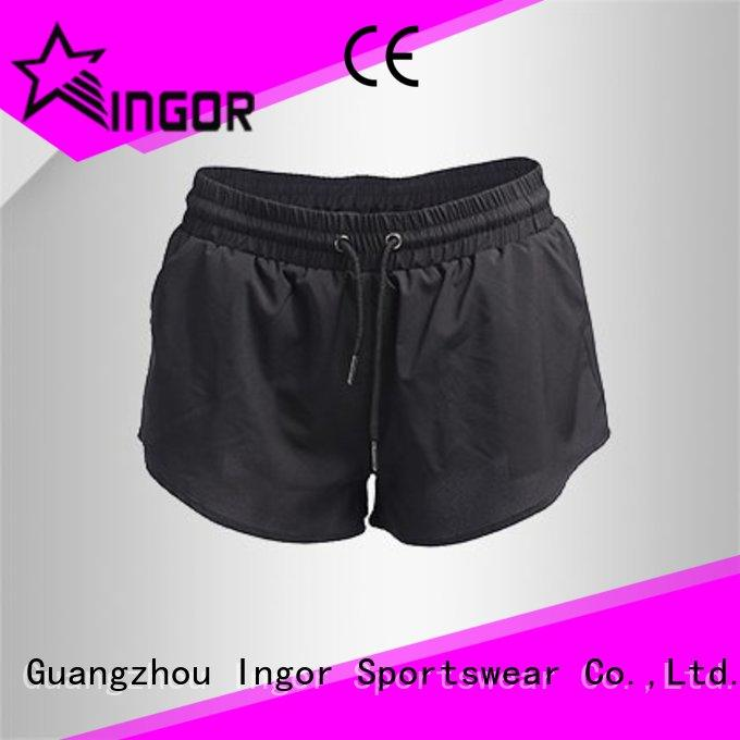 INGOR custom running shorts on sale for girls