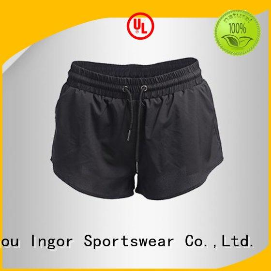 INGOR Brand shorts women's running shorts running supplier