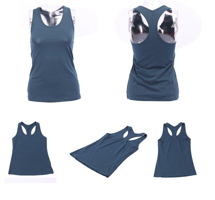 INGOR racerback crop tank with high quality at the gym-3