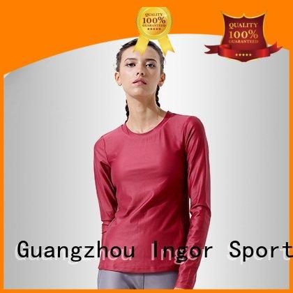 sweatshirts for ladies sleeve sports INGOR Brand Sports sweatshirts