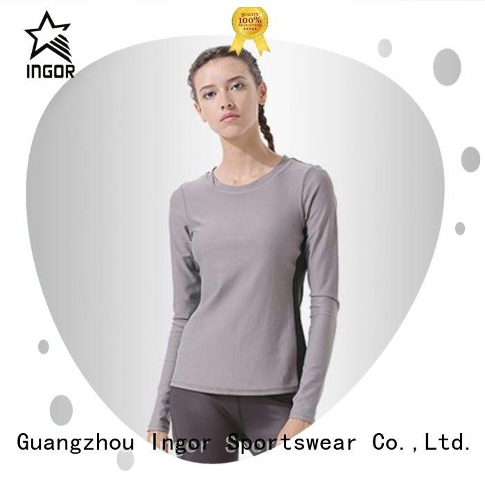 Hot sweatshirts for ladies  drawstring INGOR Brand