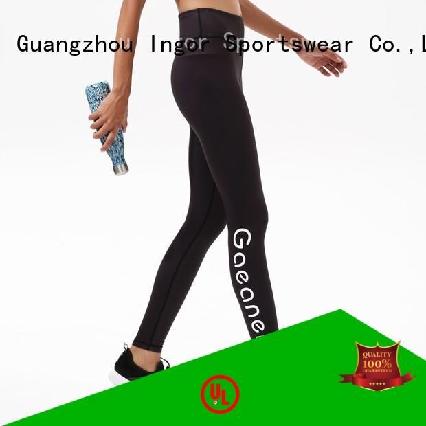running exercise womens INGOR Brand yoga pants