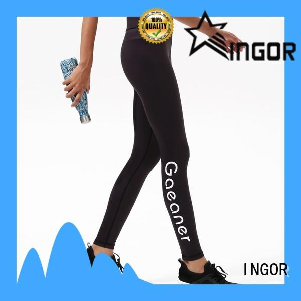 INGOR women graphic yoga leggings on sale