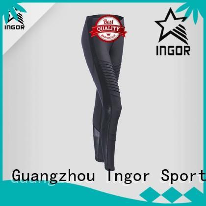 printed dress yoga yoga pants waisted INGOR Brand