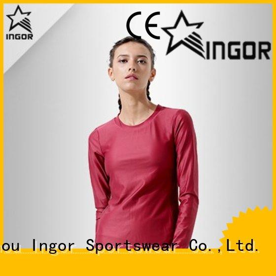 INGOR different Sports sweatshirts to keep you staying clean and dry for girls