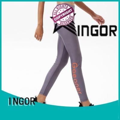 durability yoga capris waist on sale for girls