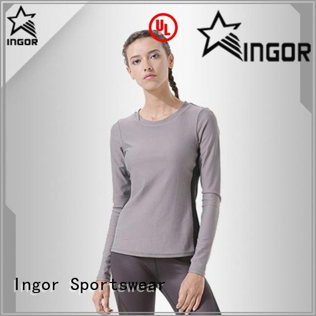 quick dry Sports sweatshirts sleeve with high quality at the gym