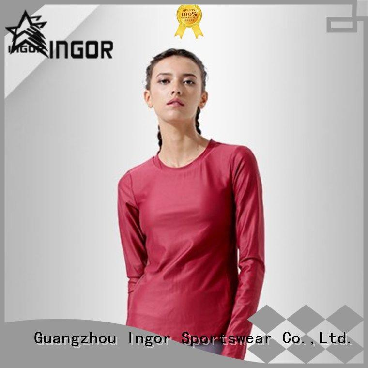 INGOR long Women's Sweatshirts with high quality for women