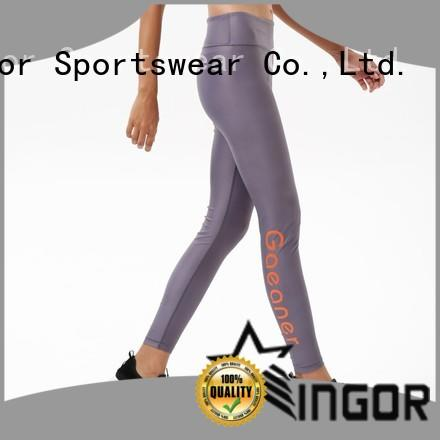 INGOR pants yoga capris with high quality for sport