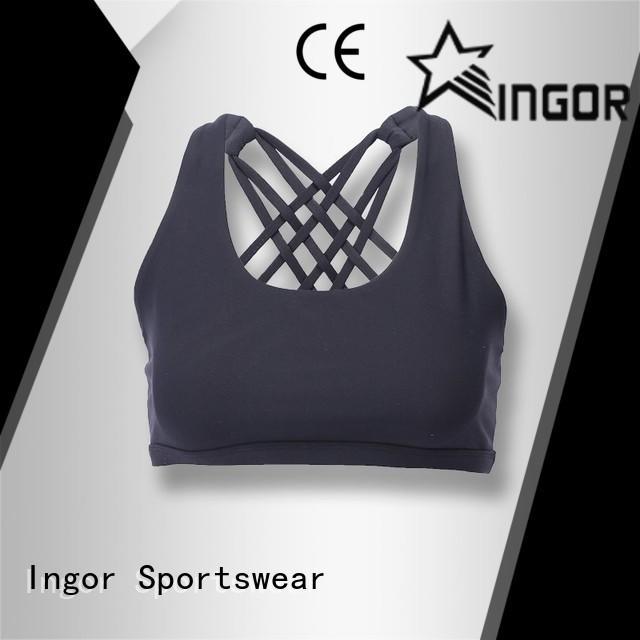 INGOR online full back sports bra to enhance the capacity of sports for sport