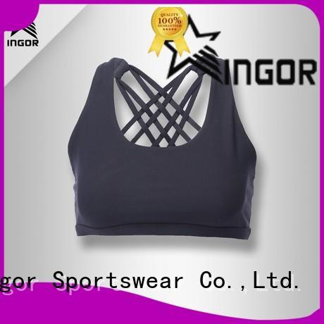 INGOR online sports bra for running wireless for ladies