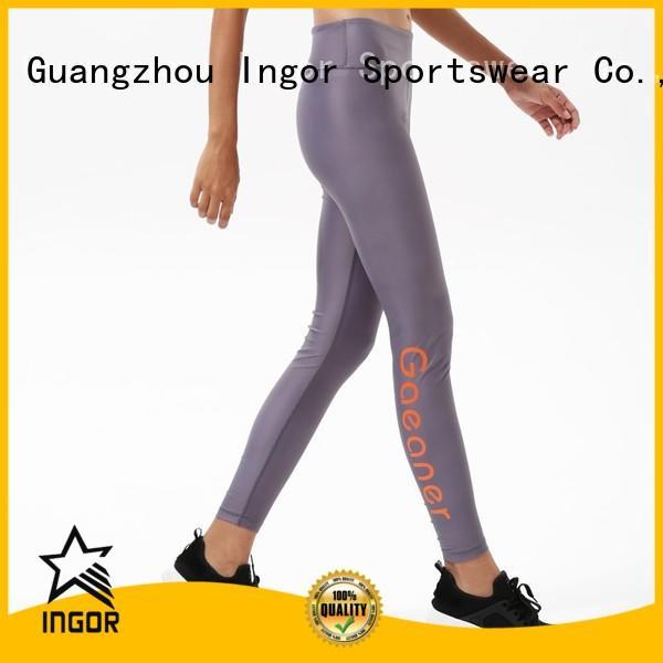 spandex leggings capri INGOR
