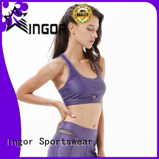 INGOR online women's sports bra to enhance the capacity of sports at the gym