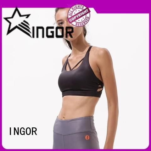 INGOR designer high impact sports bra online on sale for ladies